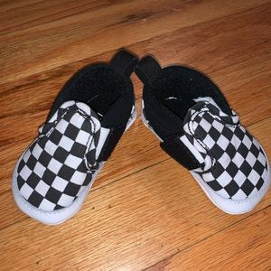 Vans Checkered Soft Sole Infant Shoes